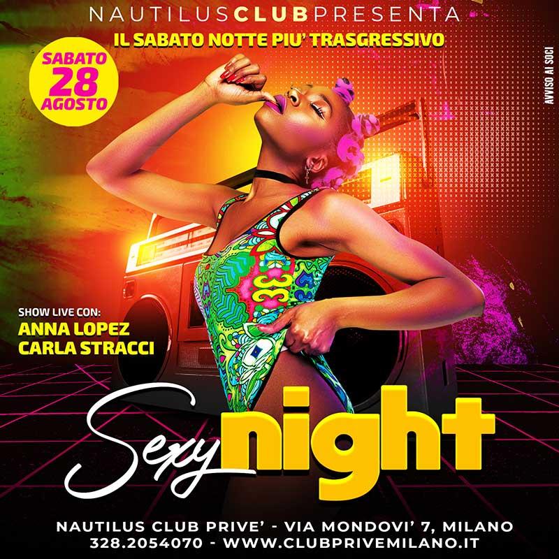 sexy night club prive