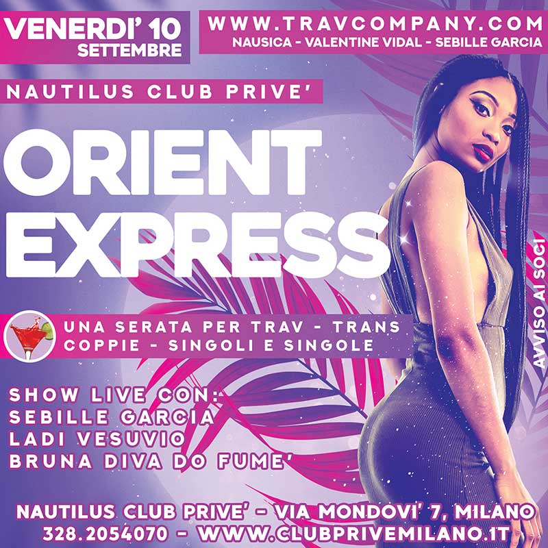 Orient Express Club Prive