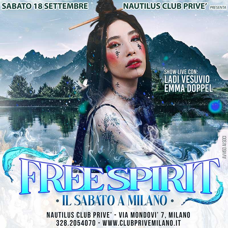 Milano Club Prive Free Spirit Coppie Singoli Trav Trans